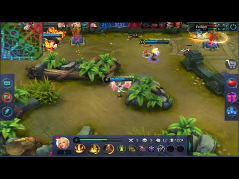 cara main dan build skill RAFAELA top global 13 Mobile Legend