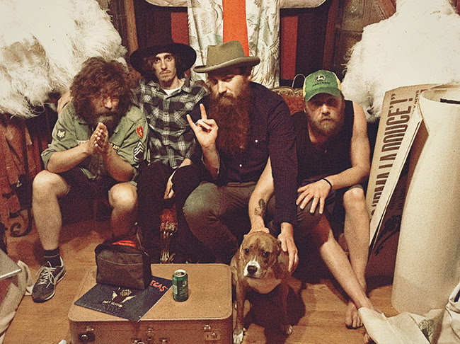 jose wastemen usa canada tour 2014