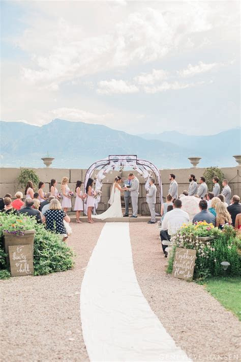 060 Hillside Gardens Wedding Colorado Springs Wedding