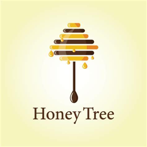honey tree logo design gallery inspiration logomix