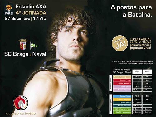 Batalha Naval (SC Braga)