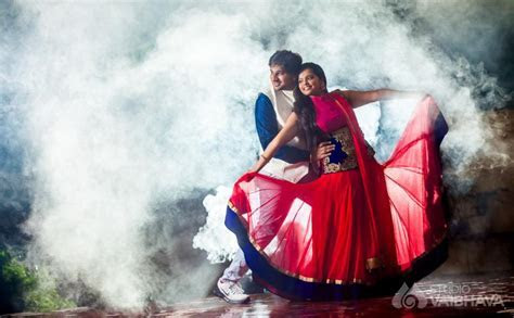 Pre Wedding Photography Shoot of Abhi And Mythri   Studio