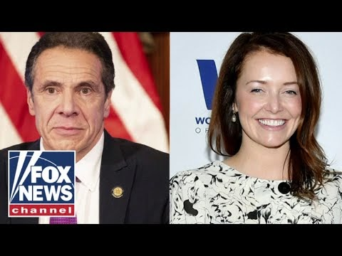 React to 'bombshell' sexual harassment allegations against Cuomo