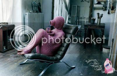 Henkel Mir Wool ad