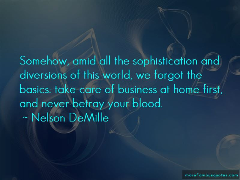Take Care Of Home First Quotes Top 7 Quotes About Take Care Of Home