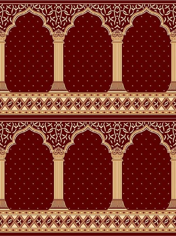 Muslim sajadah sajadah masjid tikar sembahyang Karpet ID