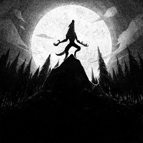 Drawlloween Day 16: Werewolf!