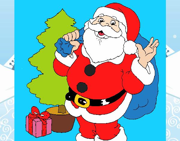 Dibujos Coloreados De Navidad Cool Dibujos Coloreados De Navidad