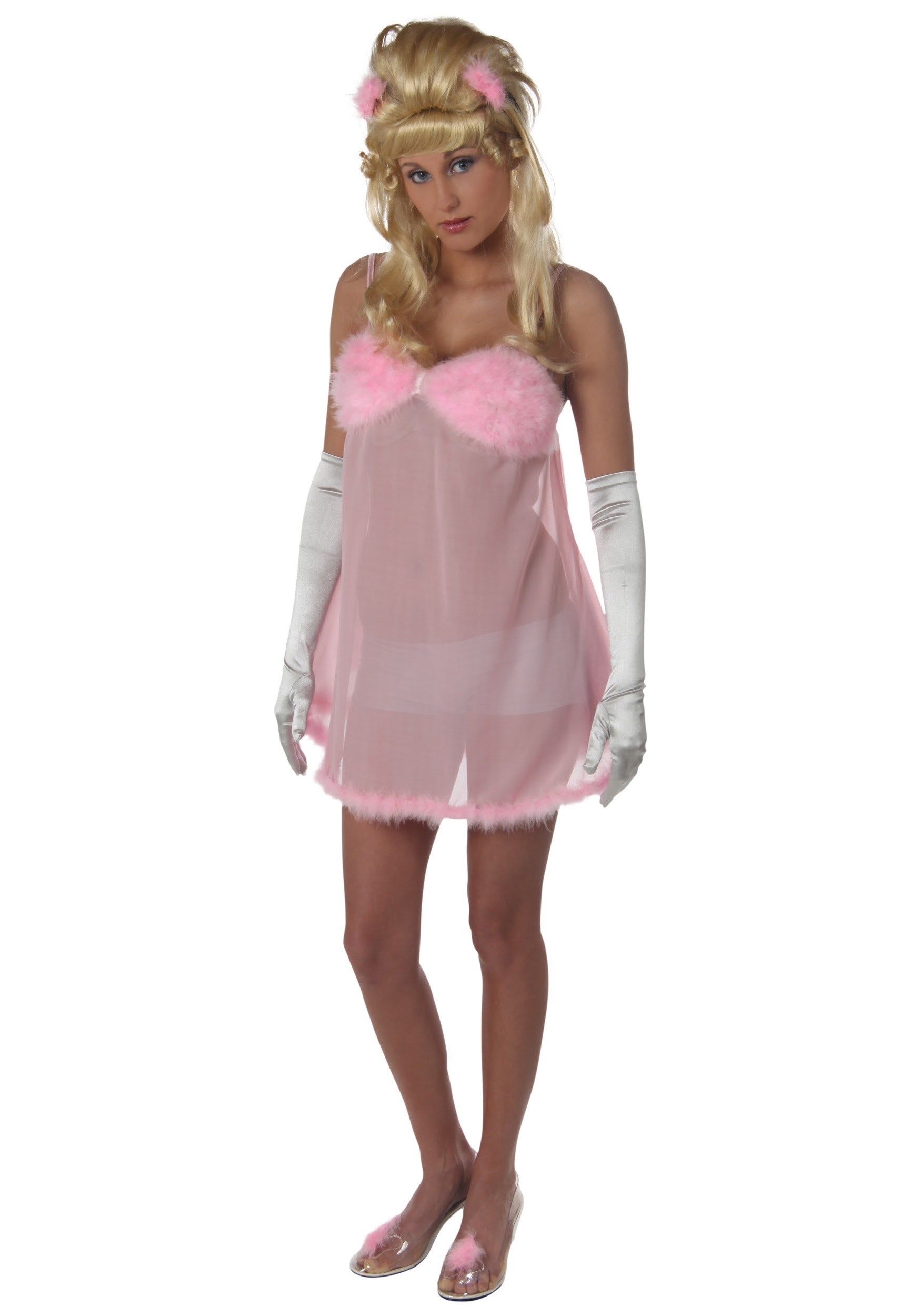 Adult Feminine Robot Costume Halloween Costumes