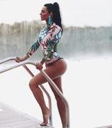 Diana Monteiro sensual nas redes sociais