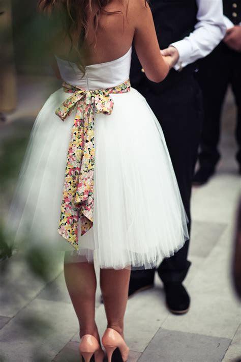 Choosing Casual Short Bridal Wedding Dresses 2013 to Rock