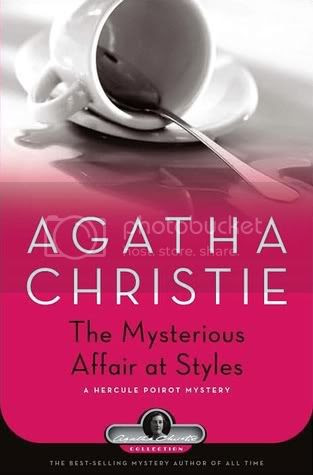 Image result for the mysterious affair at styles book cover