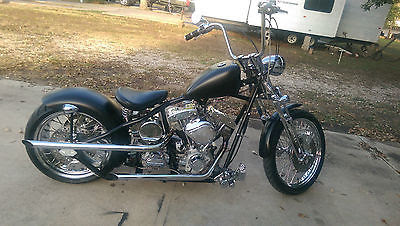 Custom Built Motorcycles Bobber motorcycles for sale in Texas