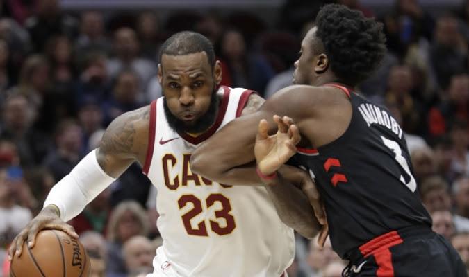 LeBron James / AP