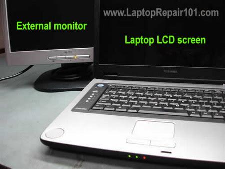 Test external video