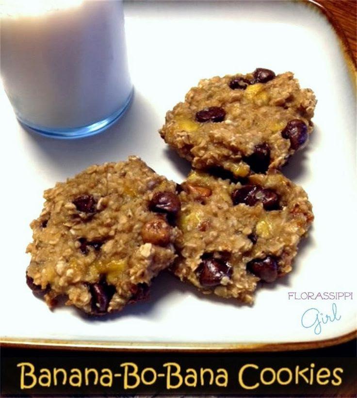 Banana-Bo-Bana Cookies