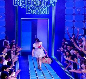 Mayara é eliminada com 74% dos votos (BBB / TV Globo)