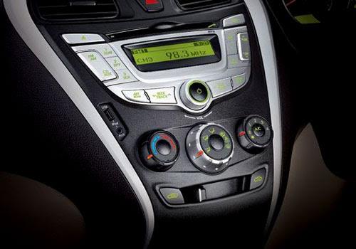 Hyundai Eon Stereo