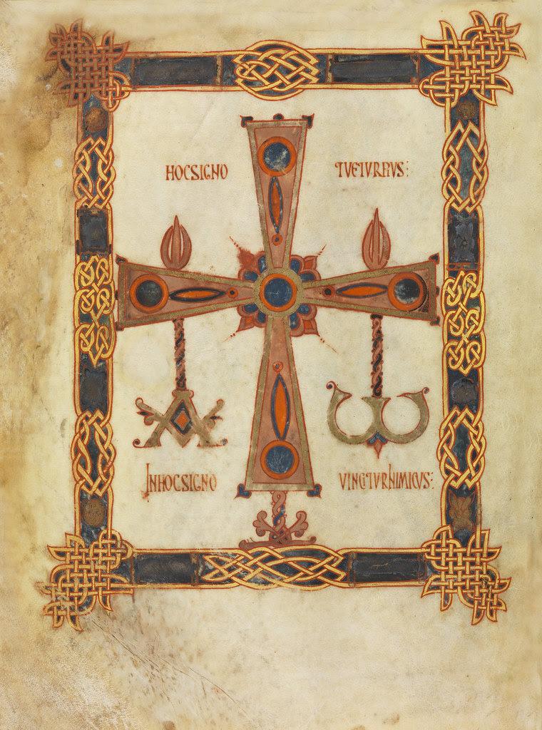 Visigoth Antiphonal (Catedral de León) h