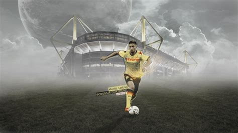 Moritz Leitner, Borussia Dortmund   Wallpaper #44165