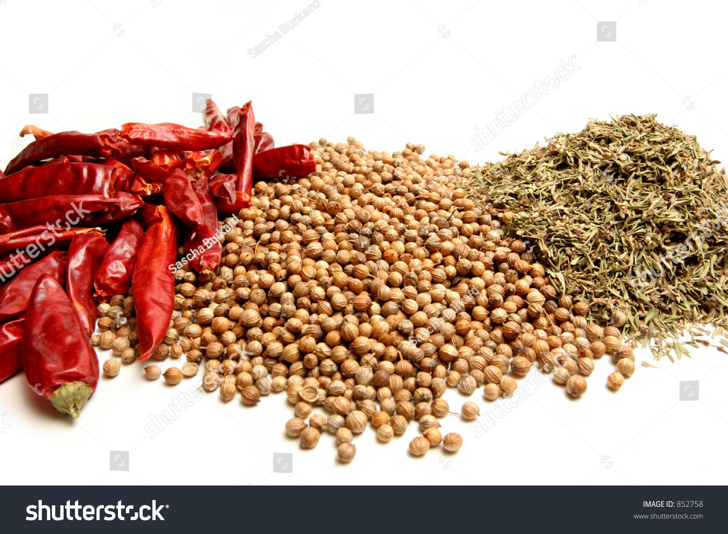 Herbs And Spices - D