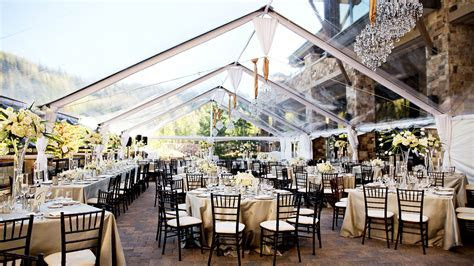 Tent Weddings Cost &   Ne Image Of An Elegant But Simply