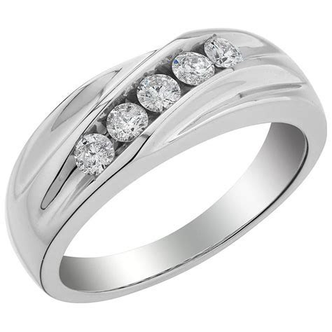 Men?s Diamond Wedding Bands Know Some Crucial Details