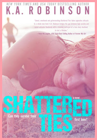 http://www.amazon.com/Shattered-Ties-K-Robinson-ebook/dp/B00GM0PF7A/ref=sr_1_1?s=books&ie=UTF8&qid=1395161694&sr=1-1&keywords=shattered+ties