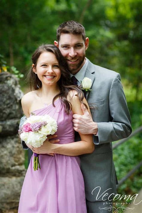 Congratulations Catherine and Chris!   Vecoma at the