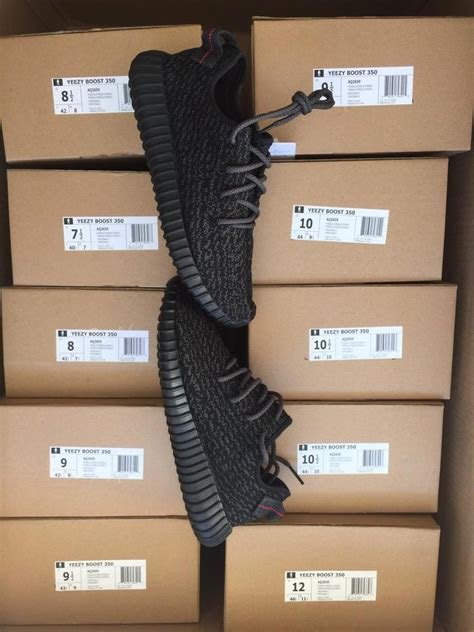 heres   black adidas yeezy  boost   foot sole collector
