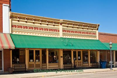 Stebbins Hardware, Bonaparte, Iowa