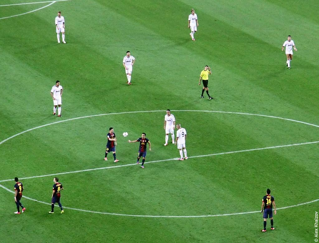 Барселона - Реал