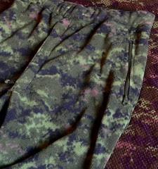 IECS Combat Trouser Detalle Bolsillo y Bragueta Mod.