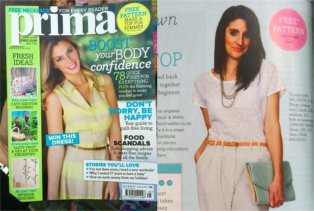 Prima Magazine - Pattern, May 2013 (01)