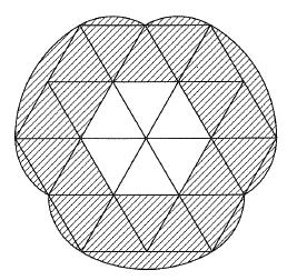 パズルおもしろ算数問題 平面図形