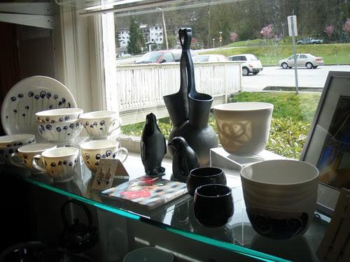 sunny shelf