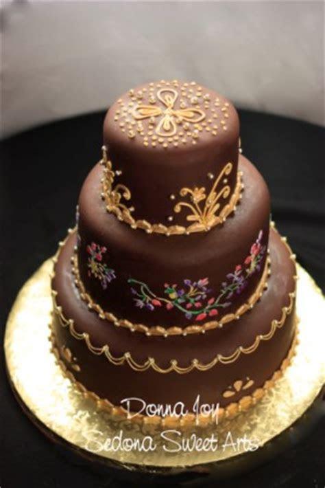 Fondant Wedding Cakes  wedding cake  Sedona Wedding cakes