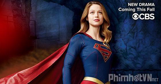 NỮ SIÊU NHÂN (PHẦN 1) Supergirl (Season 1) (2015)