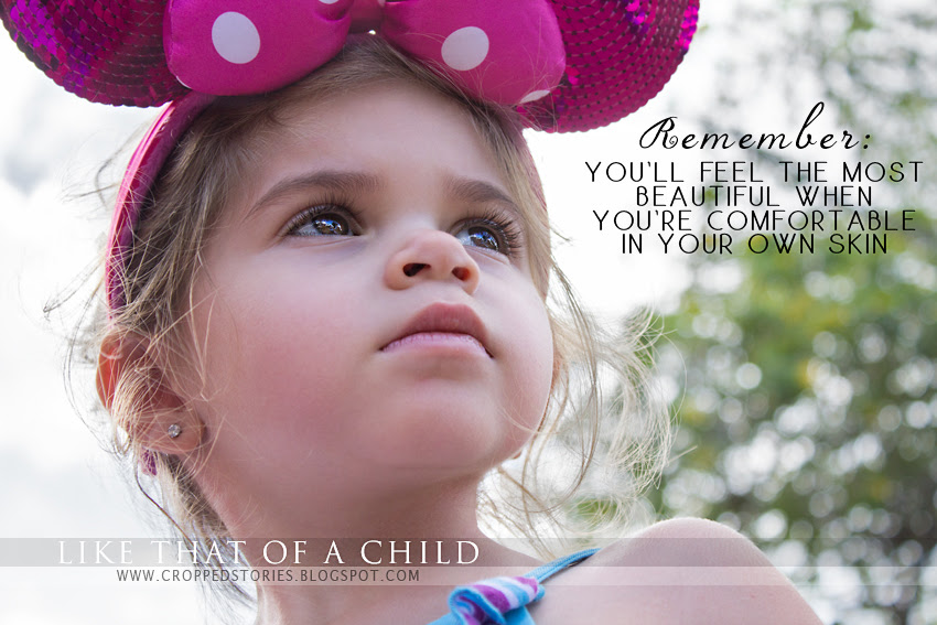 BEAUTY TIPS and TRICKS CHILD PHOTOGRAPHY via CROPPED STORIES