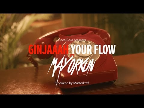 [MUSIC+VIDEO] GINJAAH YOUR FLOW BY MAYORKUN