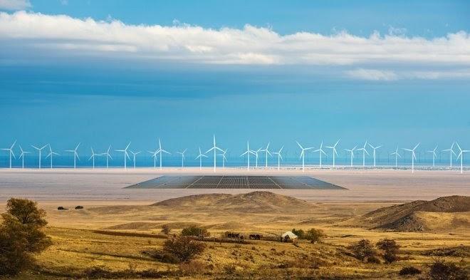 Германия построит в Казахстане крупнейшую в мире фабрику «зеленого» водорода