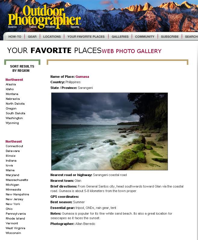 outdoor photographer no. 8