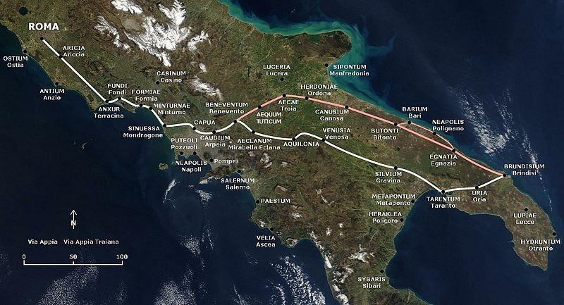 File:Via Appia map.jpg