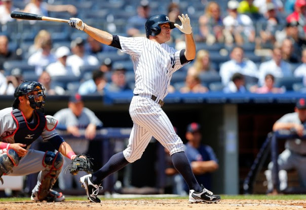 Gardner hasn't hit like the typical leadoff this yr (Zimbio photo)