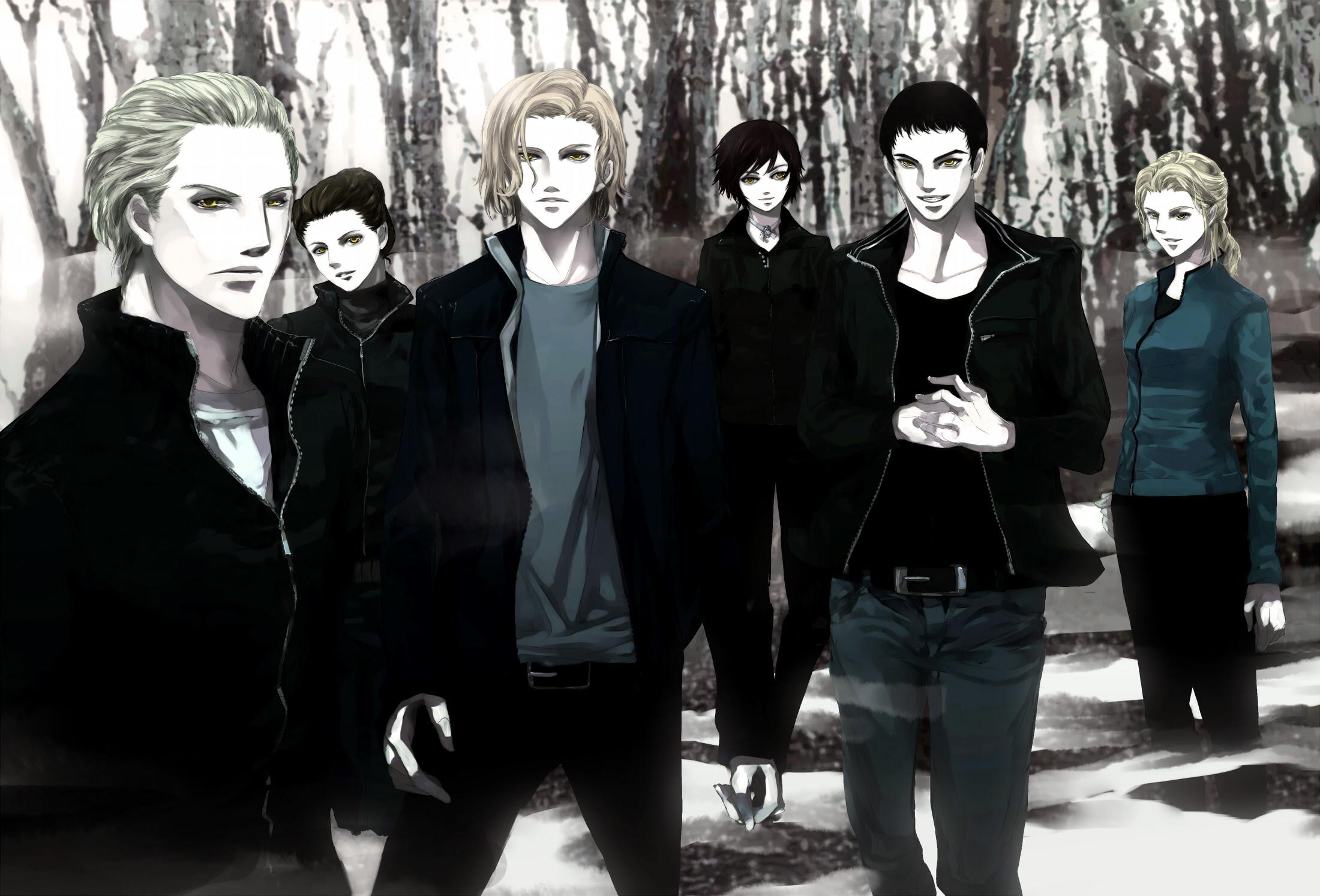 Familia Cullen