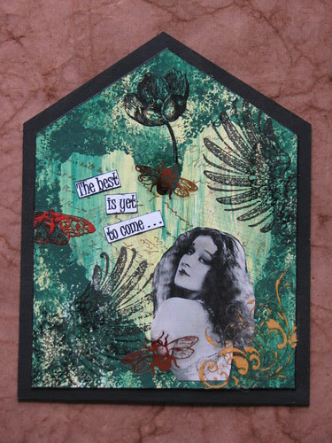 Mom Gothic Arch - #10 Layers of Paint 016