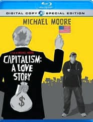 Capitalism: A Love Story with Michael Moore: Blu-ray Cover