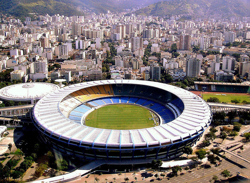 Archivo:Maracanã Stadium in Rio de Janeiro.jpg