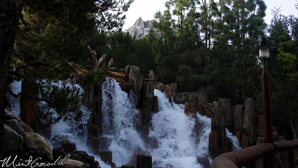 Disneyland Resort, Disney California Adventure, Grizzly, River, Run
