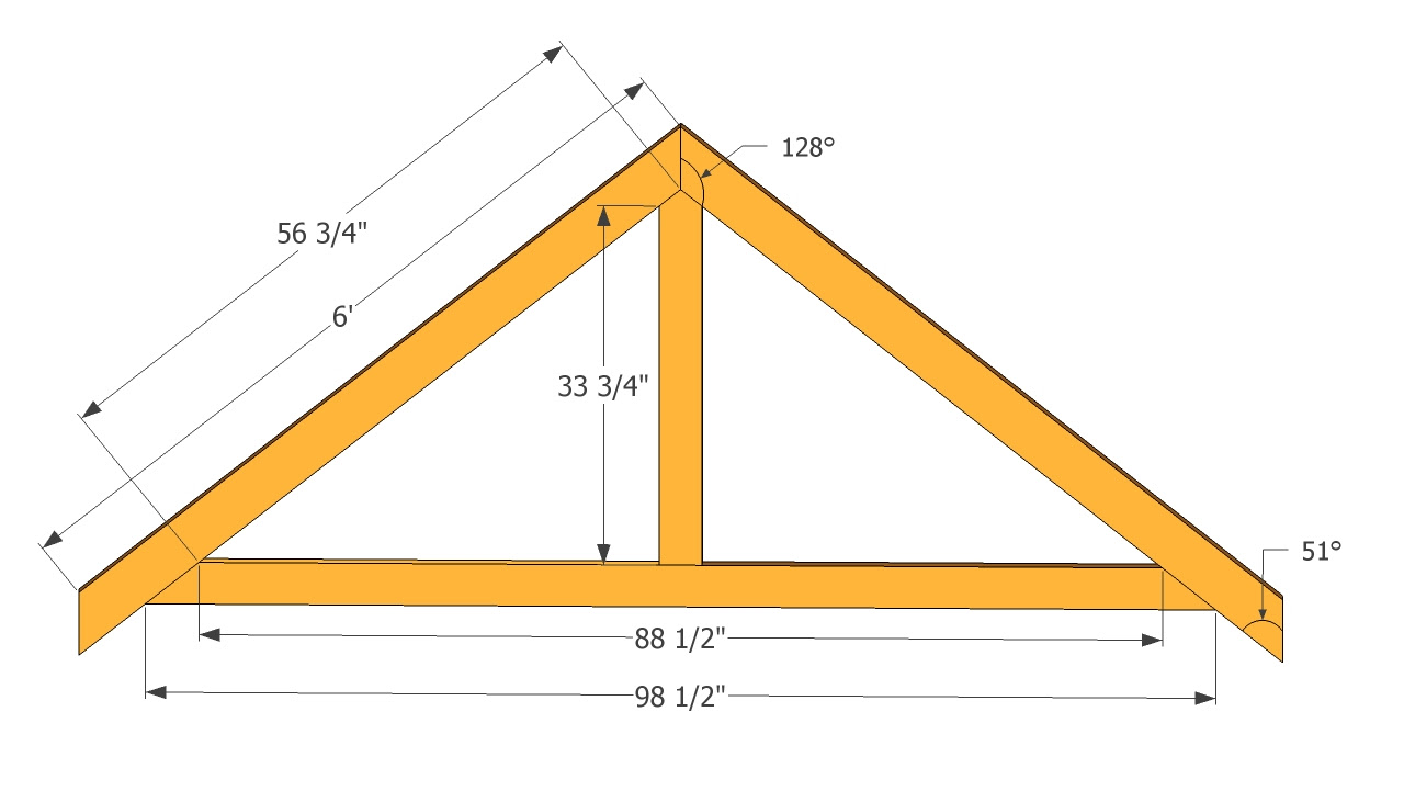 Sally: Plans to build a 8x10 shed
